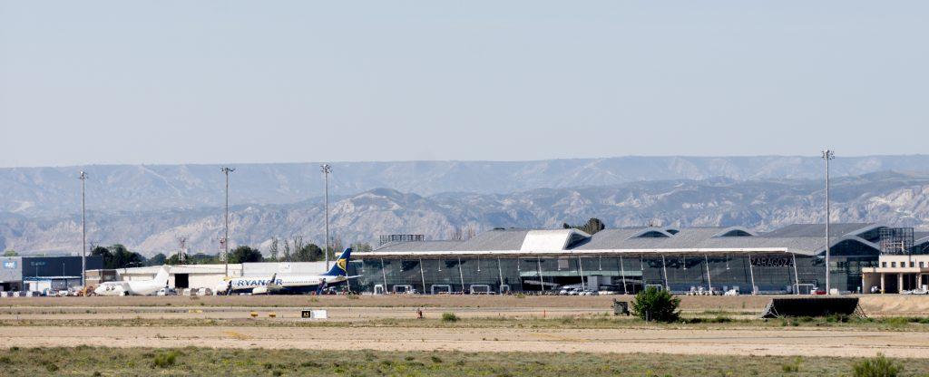 Aeropuerto de Zaragoza